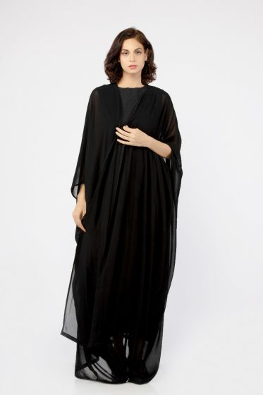 Iris Embroidered Kaftan