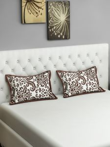 Swayam Floral Printed Pillow