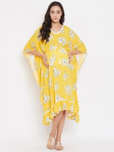 Amber Sunshine Maternity Kaftan Dress