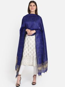 Sequin Work Cotton Dupatta