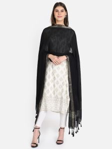 Cotton Slub Dupatta