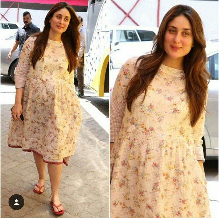 Maternity Outfits Inspired by Bollywood Celebrities